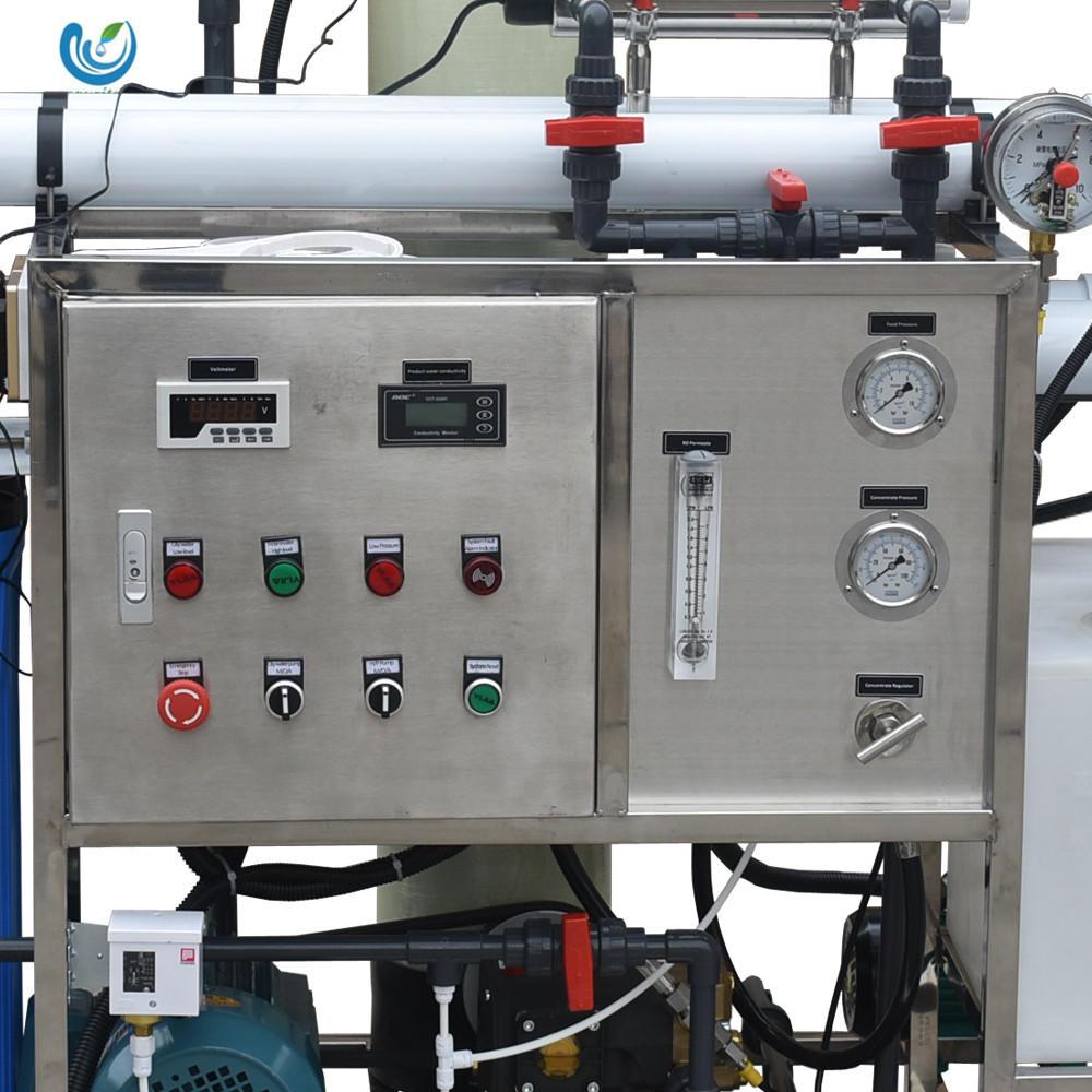 5TPD Small capacity marine seawater desalination equipment for sea salt water treatment equipment