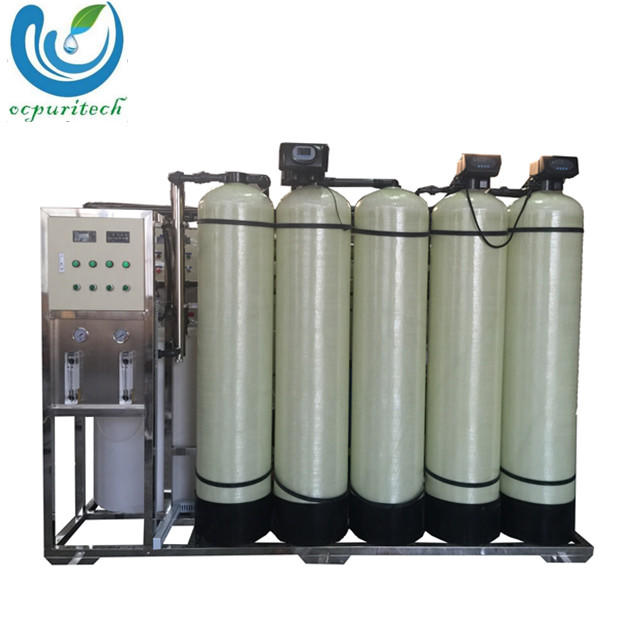 1500lph ro water plant price for 1500 liter in india