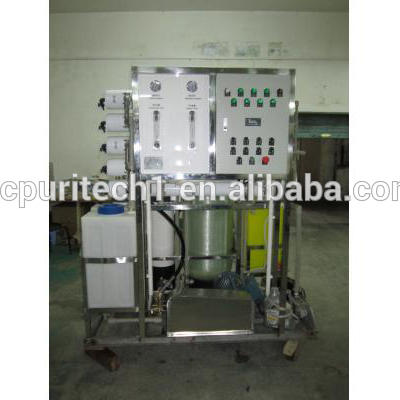 Guangzhou small sea water desalination plant for marine