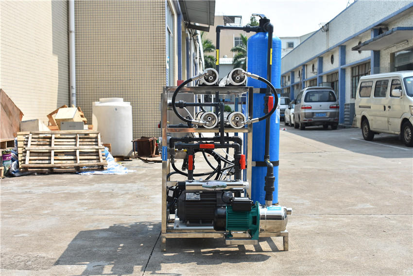 200LPH sea water desalination systems sea water purification