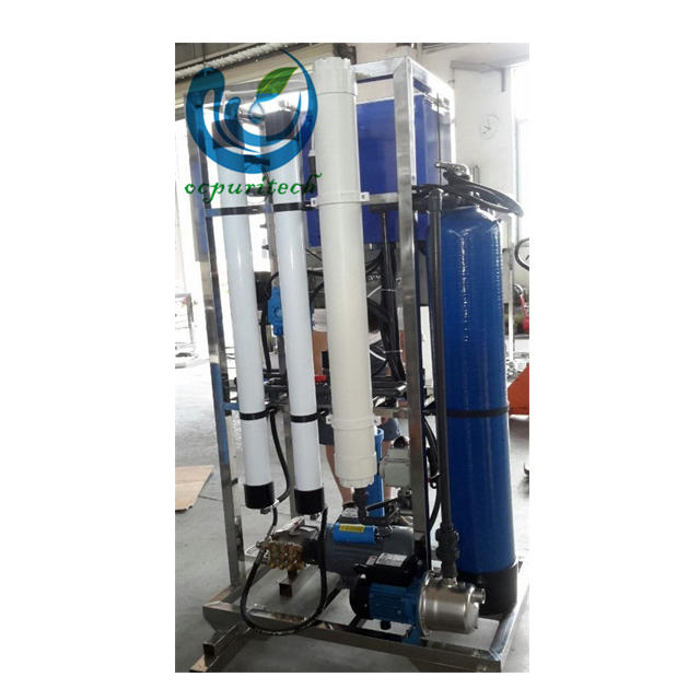3TPD seawater desalination water purifier water filter