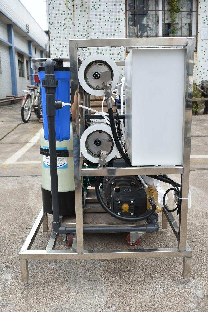 1000LPD Seawater Desalination Systems Price Portable Ro Equipment Process Cost Sea Water To Drinking Water Machines Plant