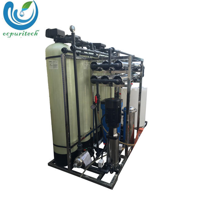 1500lph ro water purifier spare parts treatment plant price