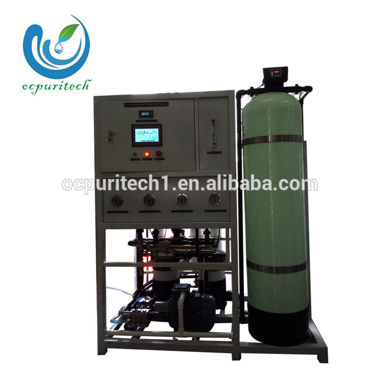 small portable seawater ro destination plant for 10000liter per day