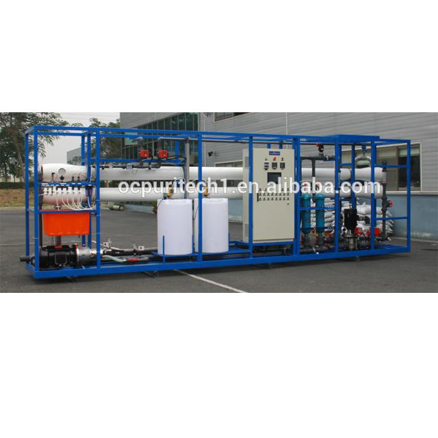 6000LpH ro sea water purifier machine