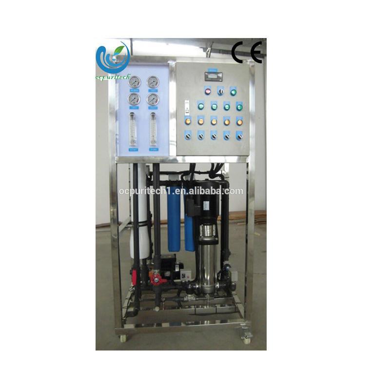 CE certificate Sea water desalination unit portable desalination water treatment plantcostfor producing drinking water