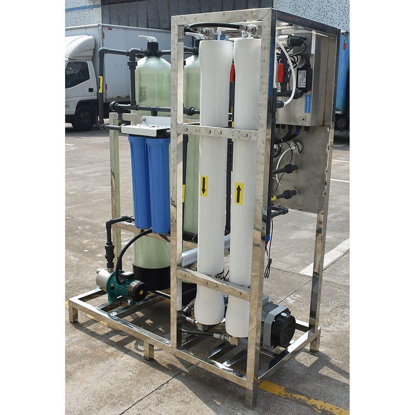 3000LPD boat water treatment seawater desalination plant
