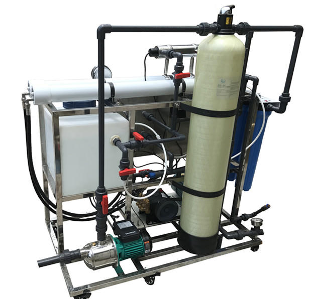 Sea water desalination Reverse Osmosis Drinking Water System