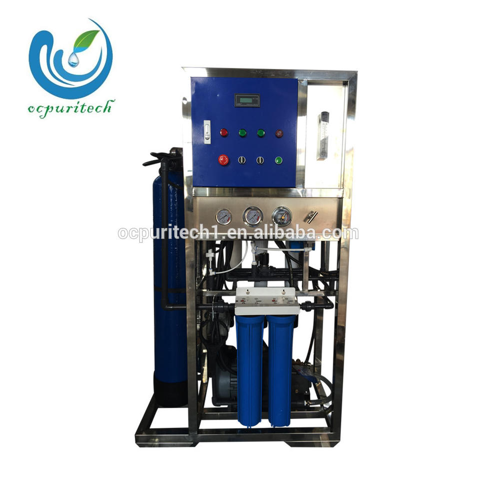 low operation cost Reverse Osmosis RO desalination plant price