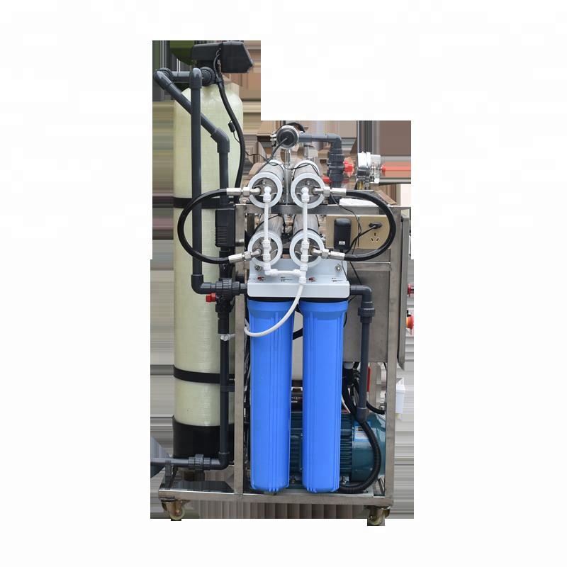 small seawater desalination plant