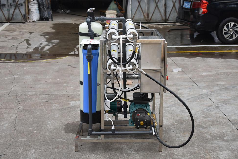 reverse osmosis desalination sea water