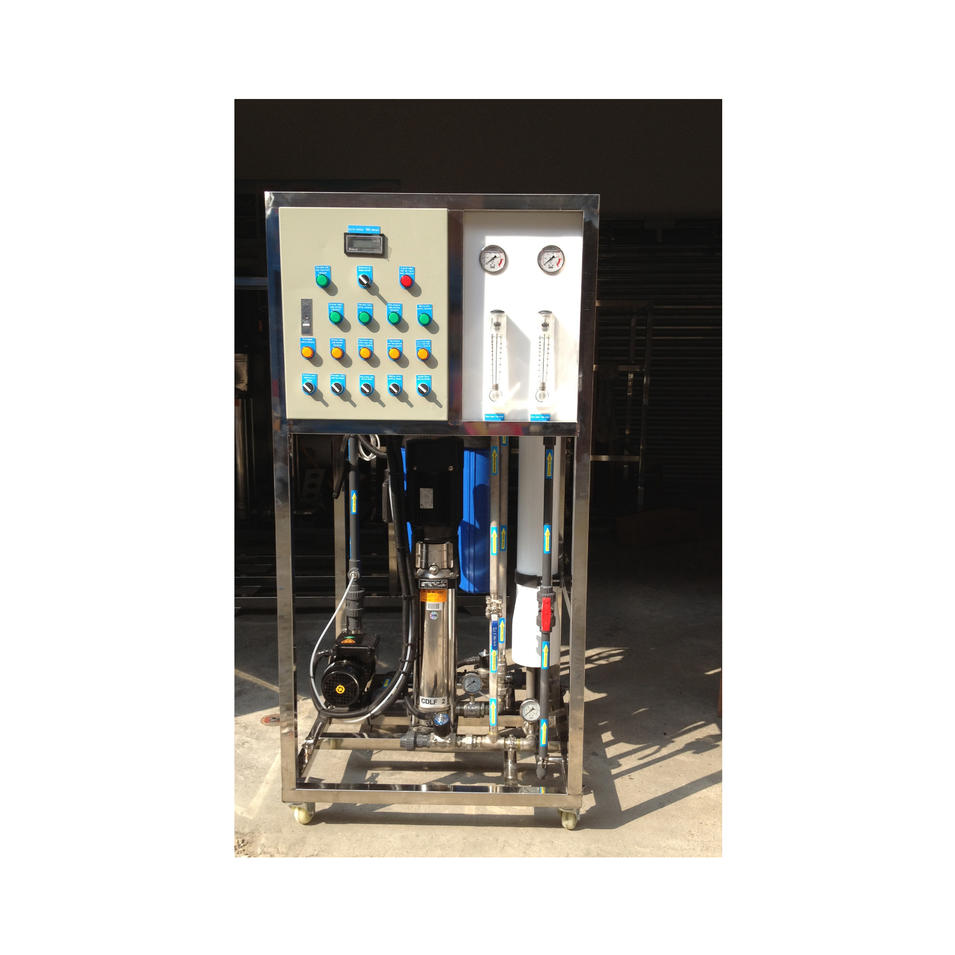 desalination plant ro system to deal with seawater