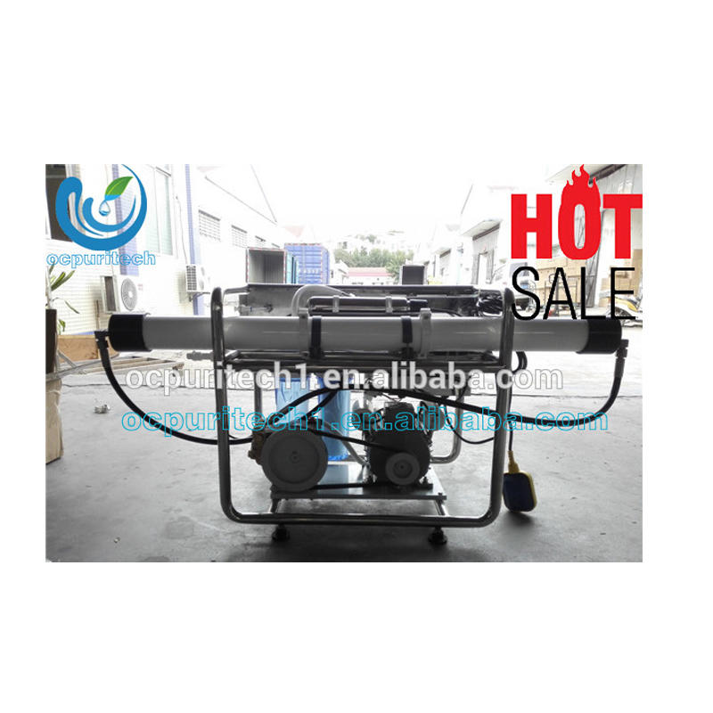 1TPD Small Size Sea Water Desalination Purifier brackish water desalination equipment