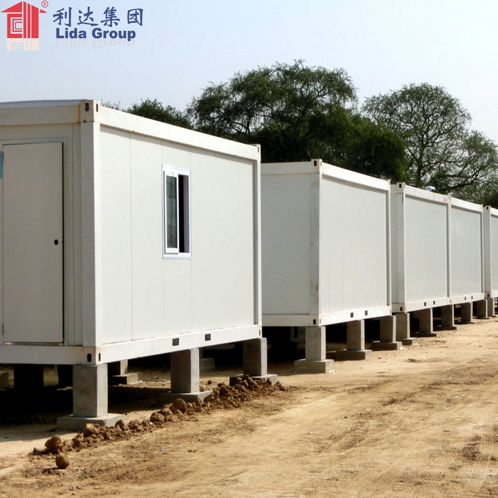Low Cost Expandable Container House