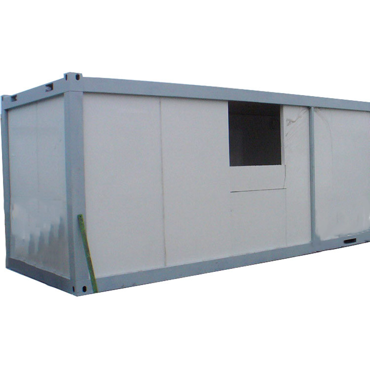House Mobile Modular Restaurant Prefabricated Container Building