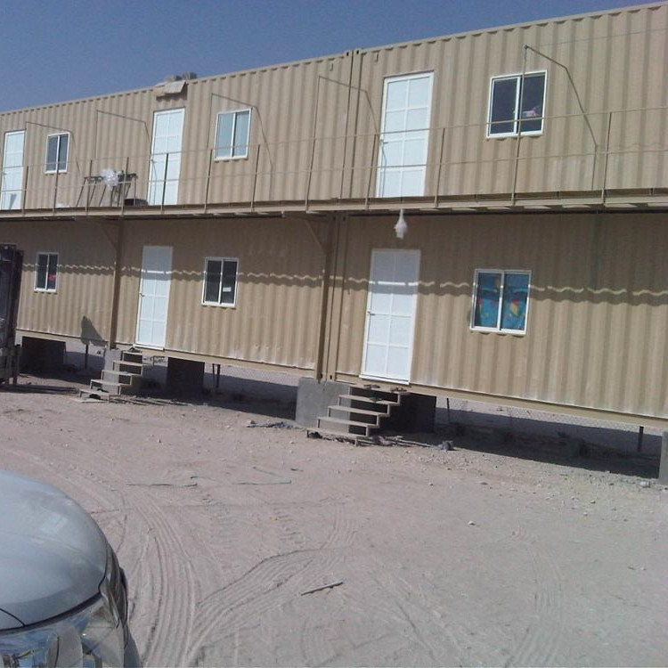 Prefabricated Hotel Container House