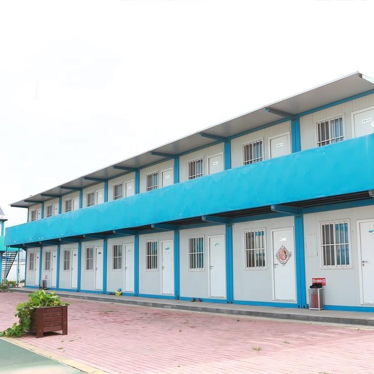 Remoste Site Service Provider Camp Building