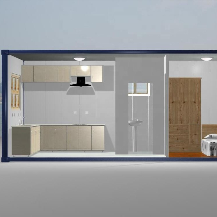 Al Qusais Prefab Worker Container Accommodation