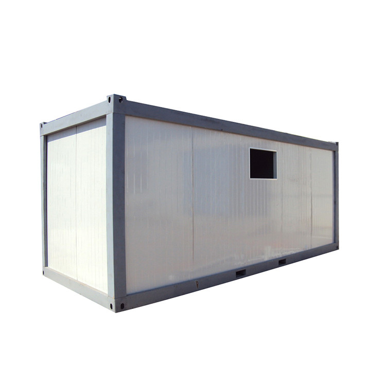 Luxury Prefabricated Steel 20 Feet Office Container Prefabricated