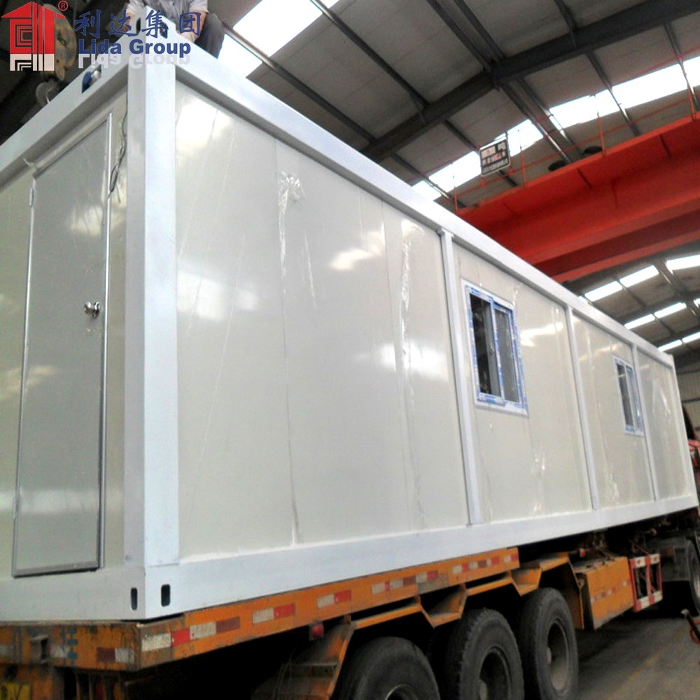 Low Cost Kitchen 40ft container house