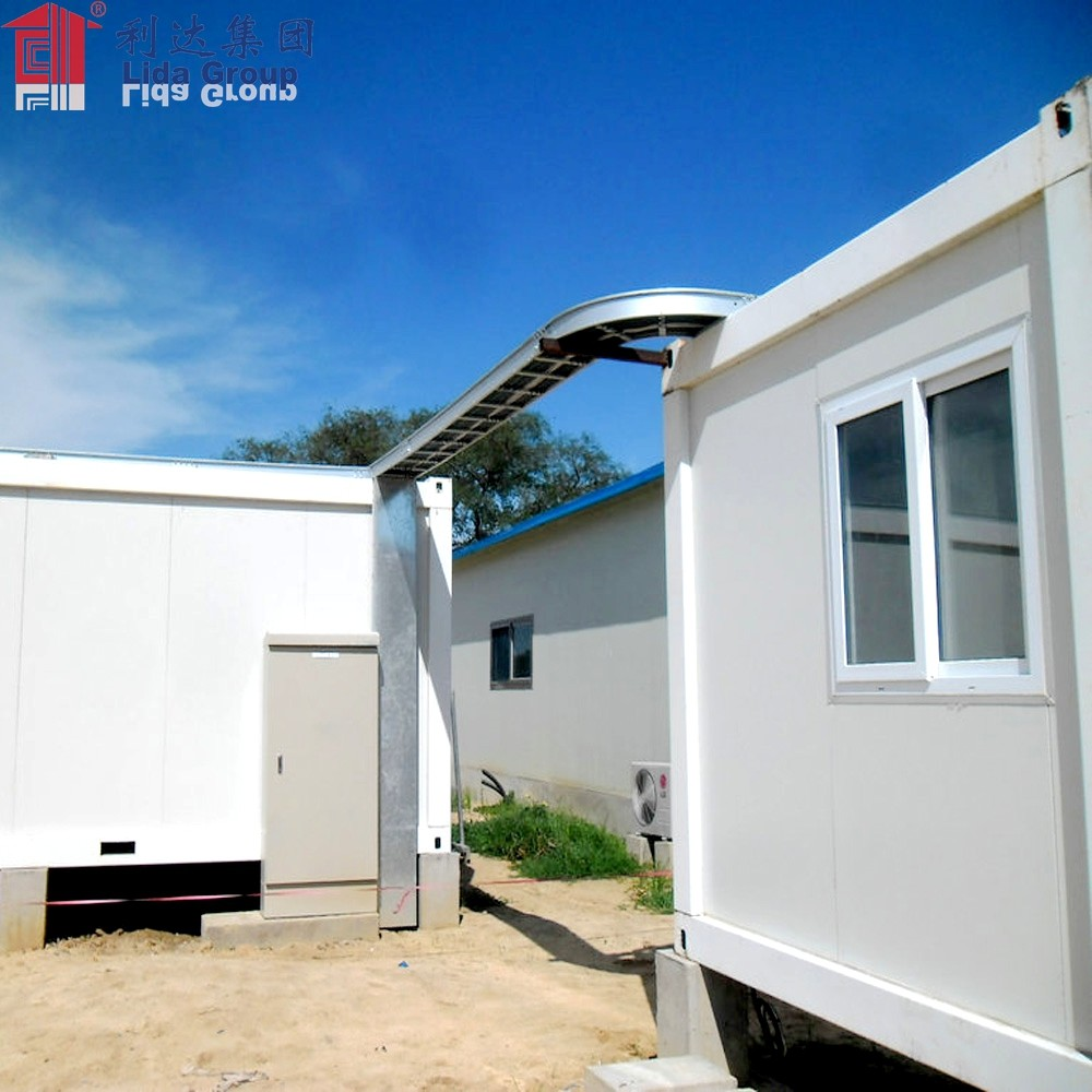 China Cheap nepal container house