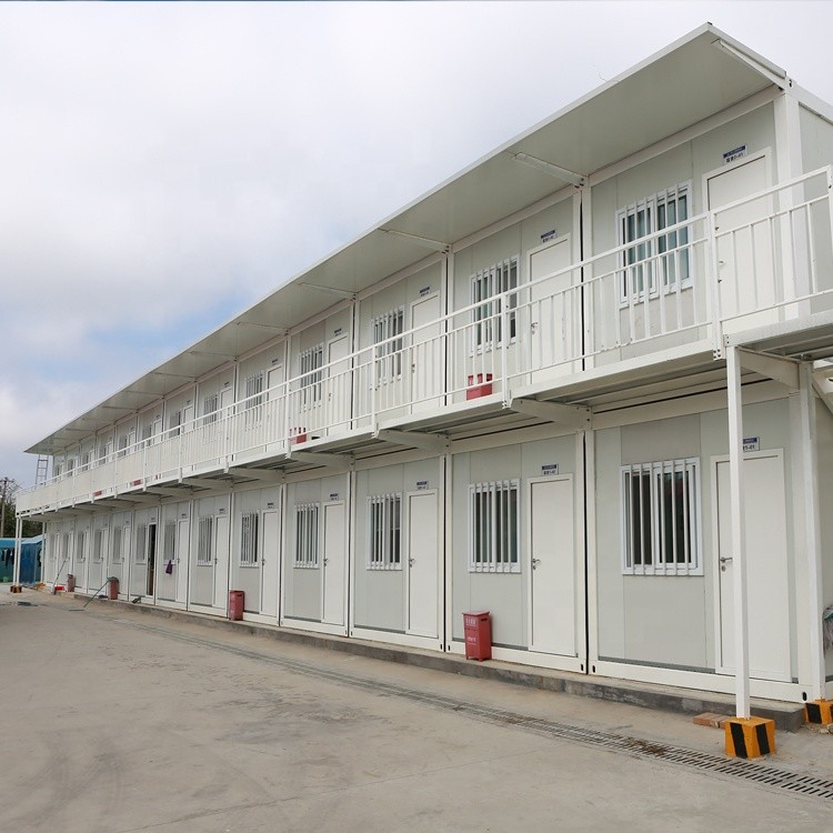 Container House Movable Prefabricated House for villa,office,public toilet Container House Movable Prefab House container home