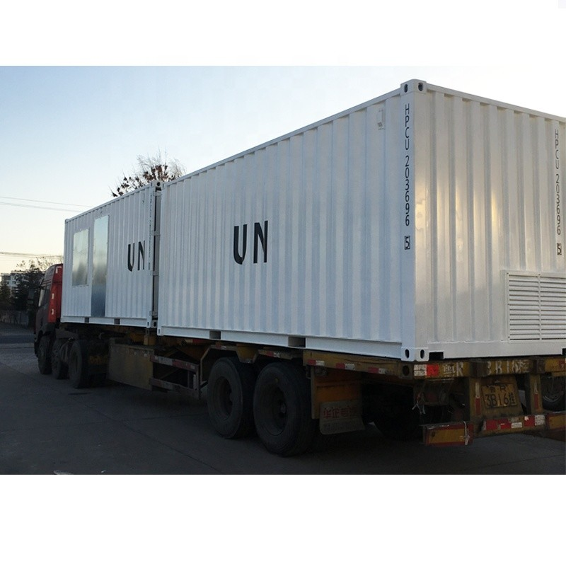 Custom storage container store house