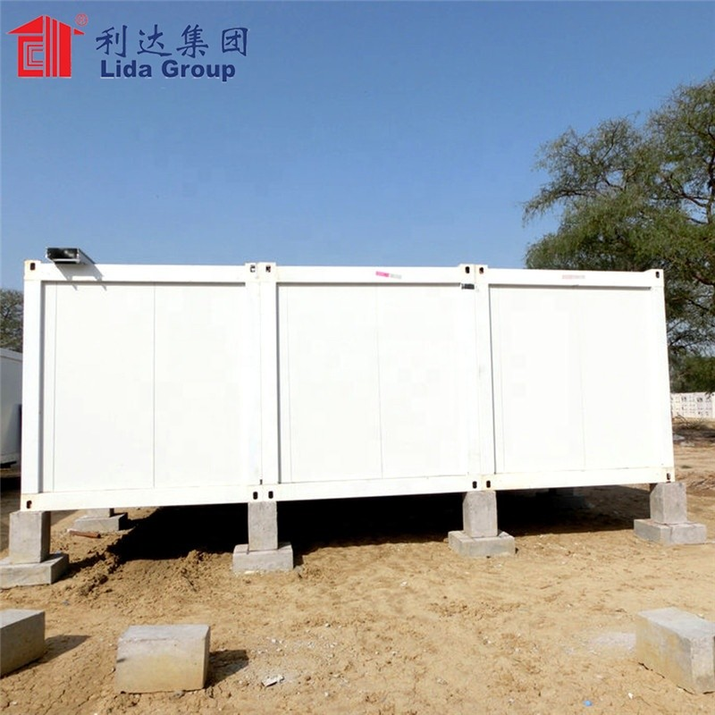 shipping containers 20 foot prefab homes flat pack