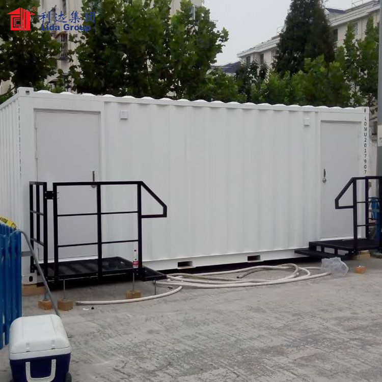 Container house luxury for Uruguay, container motel, prefab modular shipping container homes houses