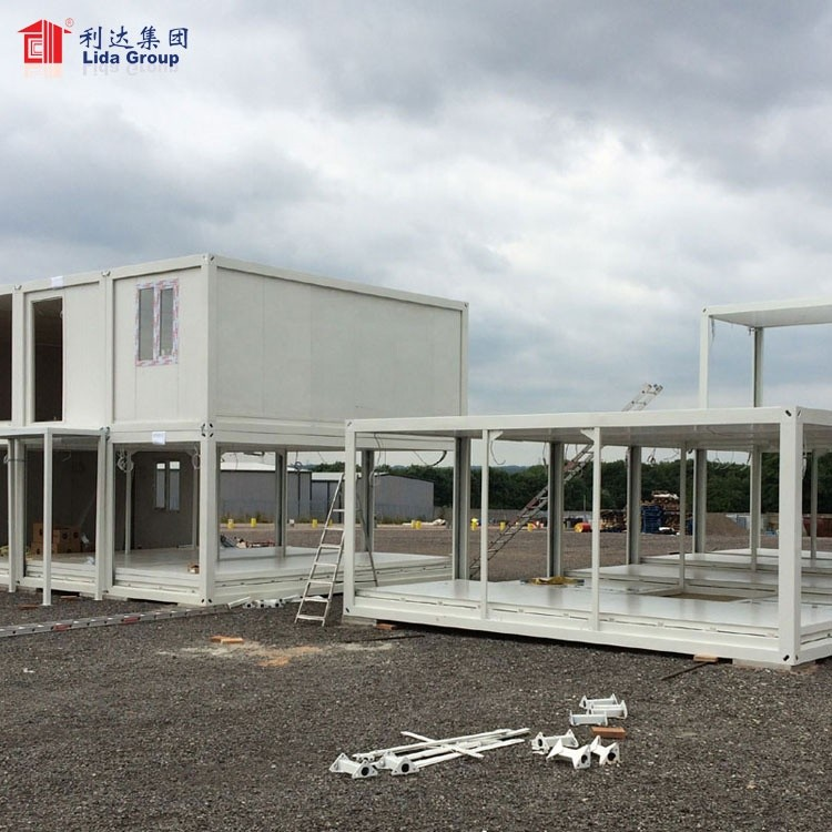 Container House Movable Prefab House container home