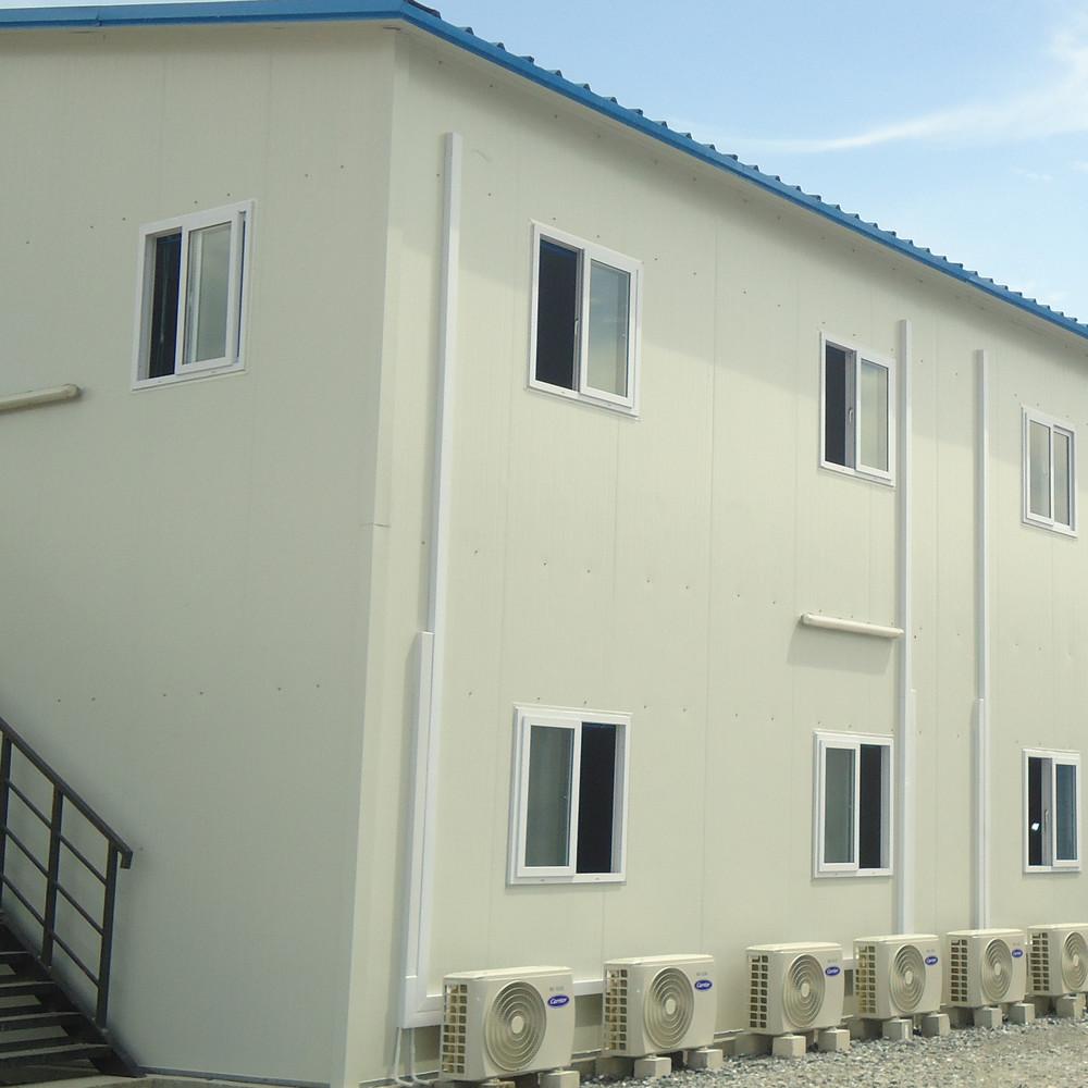 prefab construction worksite offices