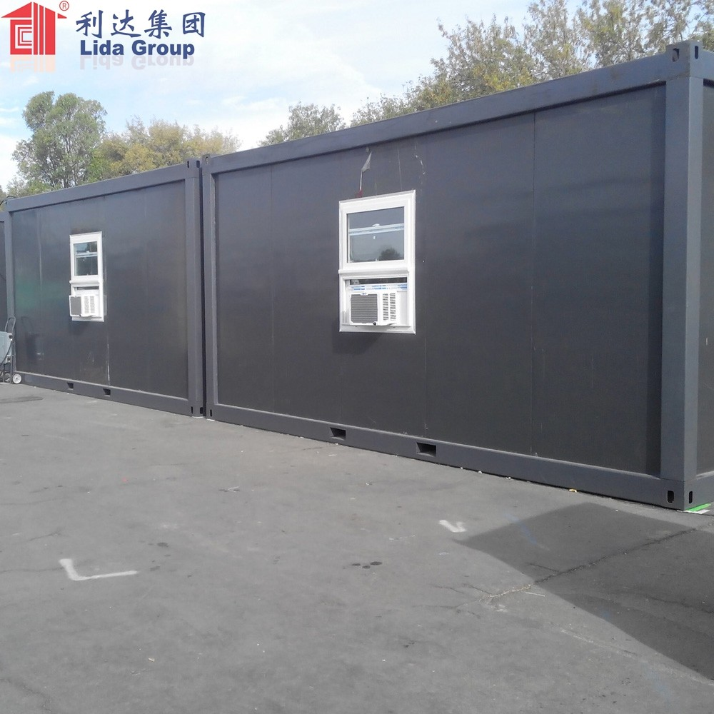China Cheap samoa container house