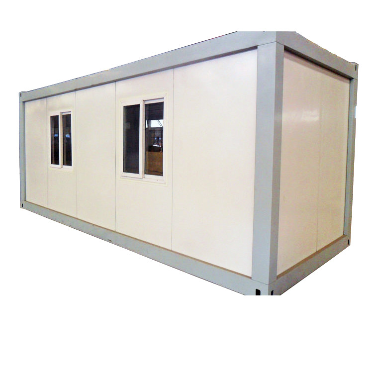 20ft Expandable Mobile Container Homes Prefabricated