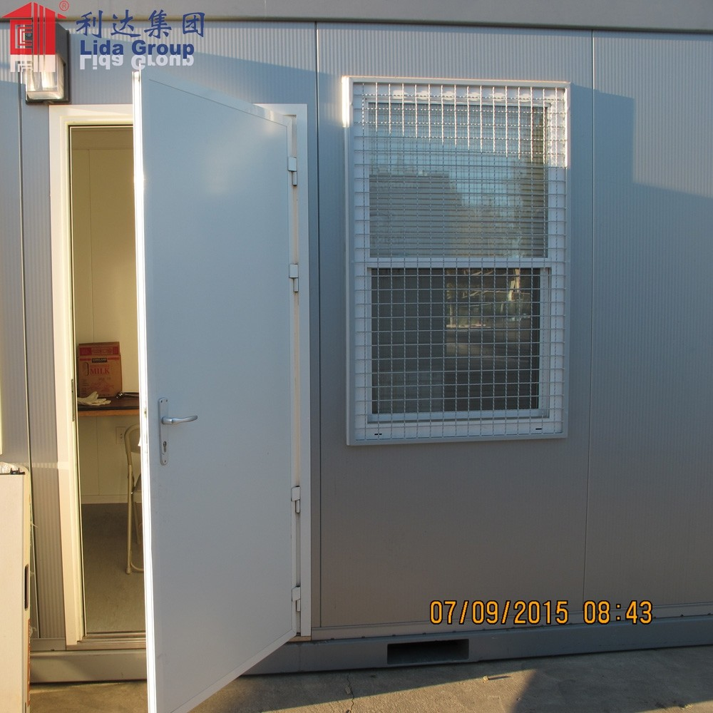 coffee bar container shed data center 40ft