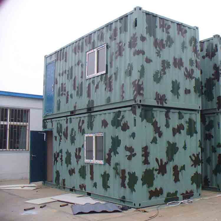 High quality china factory direct prefabricated container building