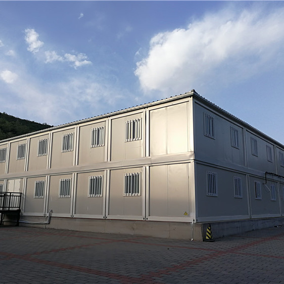 Prefabricated Modular House Container House Labor Camp