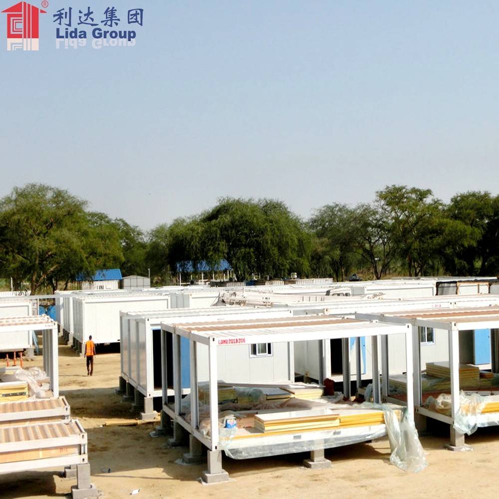 China Cheap ready made container house