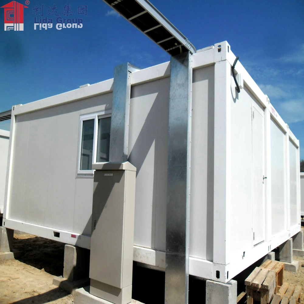 40 ft container apartment frame