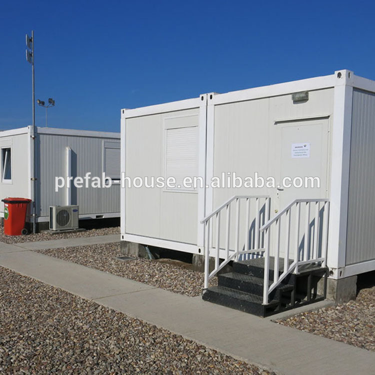 caravan temporary container house camp building