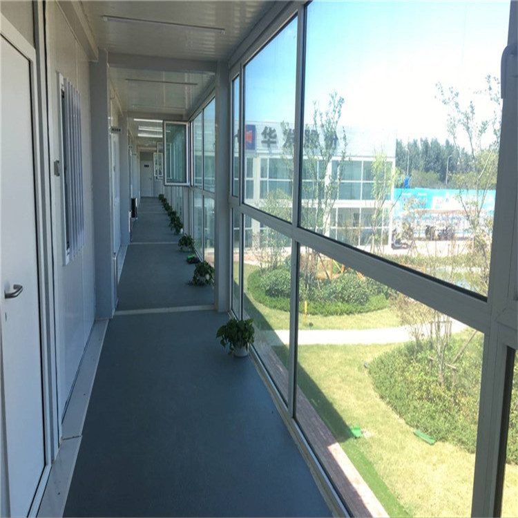 Flat Pack Container House As Site Prefab House and Container Office Accommodation for Sale