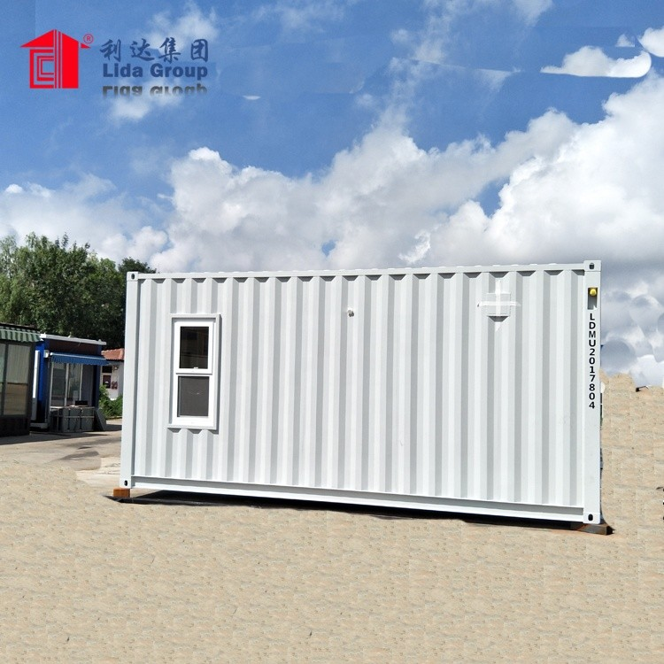 Australian standards luxury modular homes prefab 20ft 40ft expandable container homes