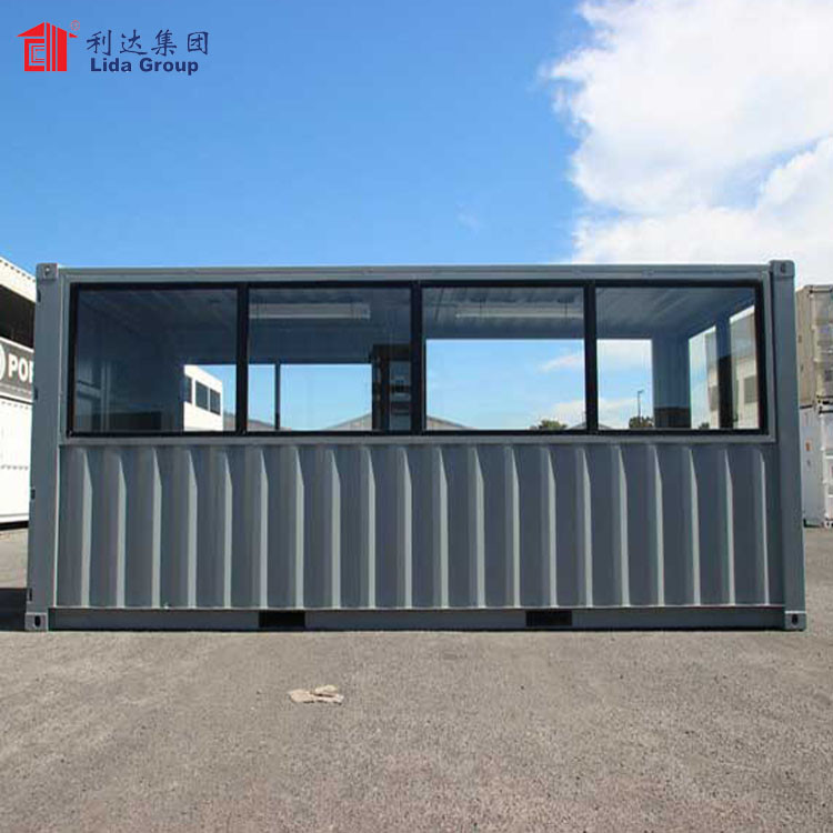 Villa container house, container villa, house livable container
