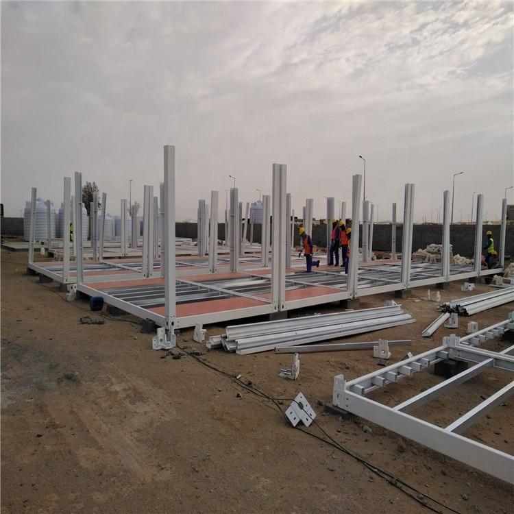 modular camp building