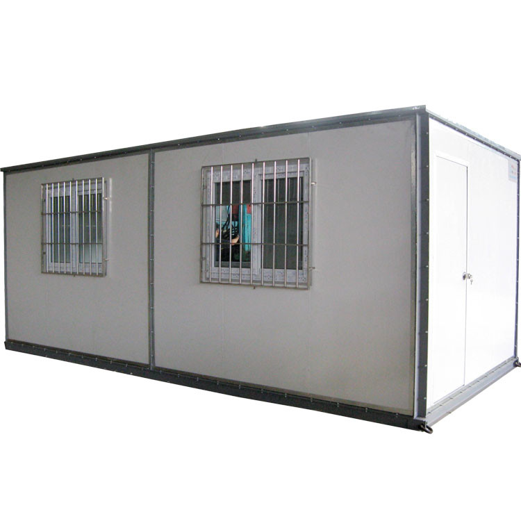 expandable steel storage container house prefabricated price temporary