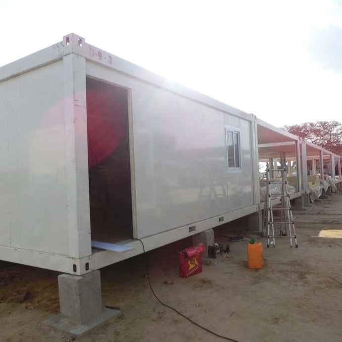 low cost prefab container unit