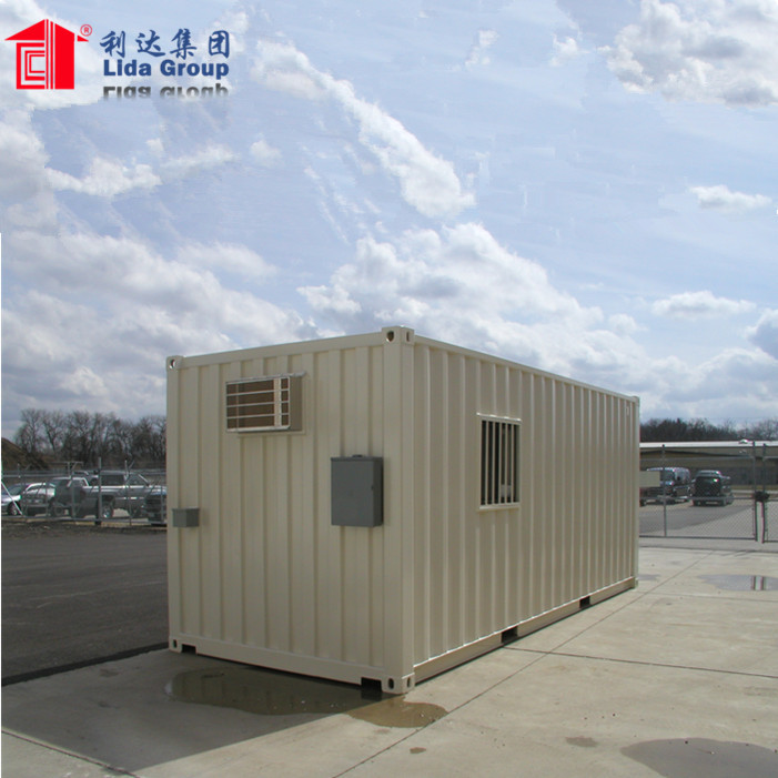 Modular Portable Building 20ft Shipping Container Office for Sale