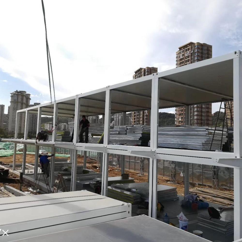 modern container modular house luxury prefabricated
