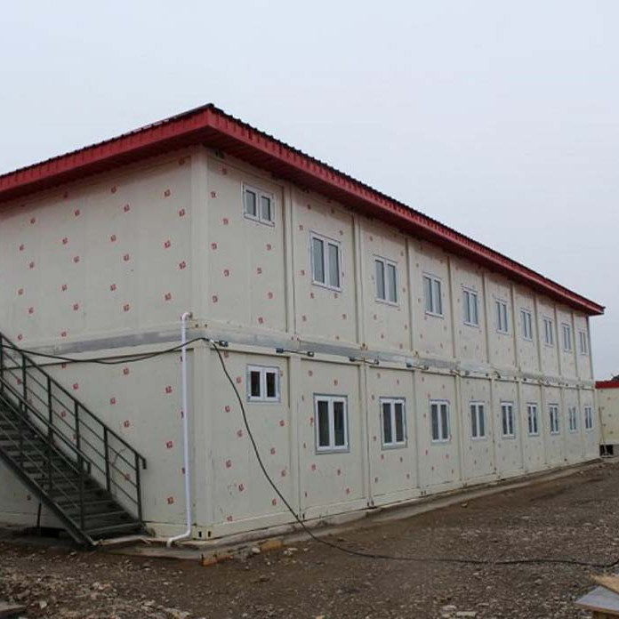Factory Flat Pack Prefab Mining Accoommodation ContainerHouse