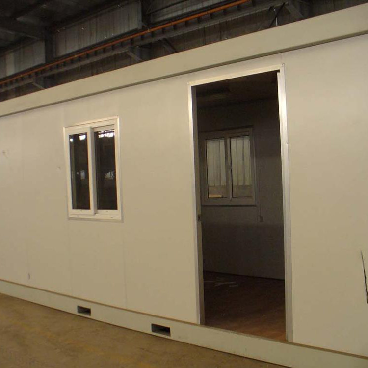 foldable log home prefab standard container