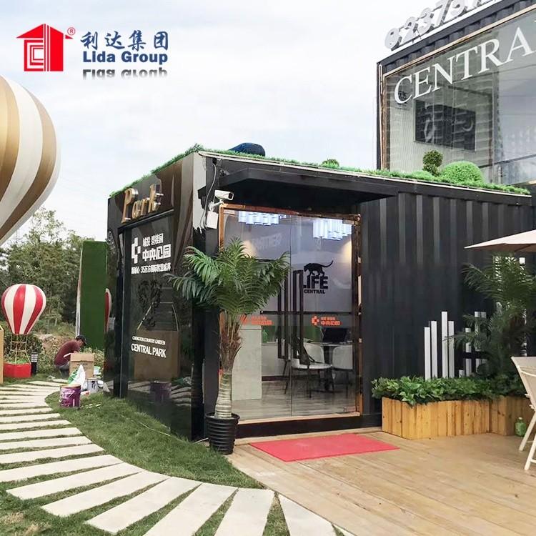 Prefab House Restaurant Container